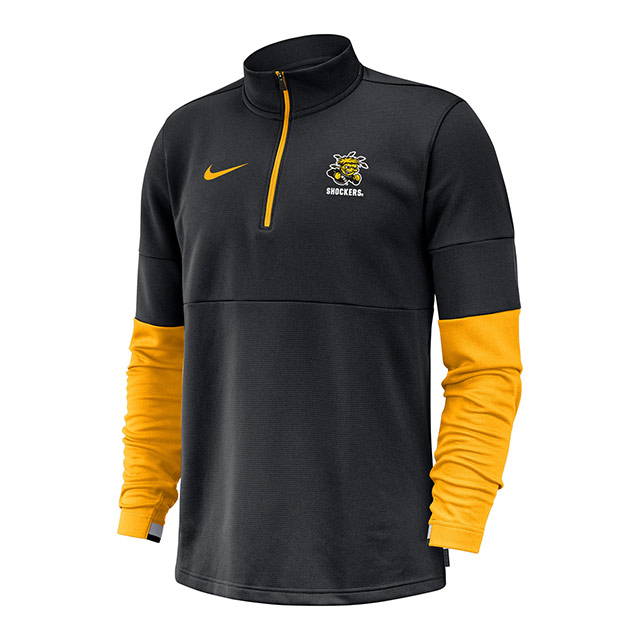 Image For Nike® WuShock® 2 Tone 1/4 Zip