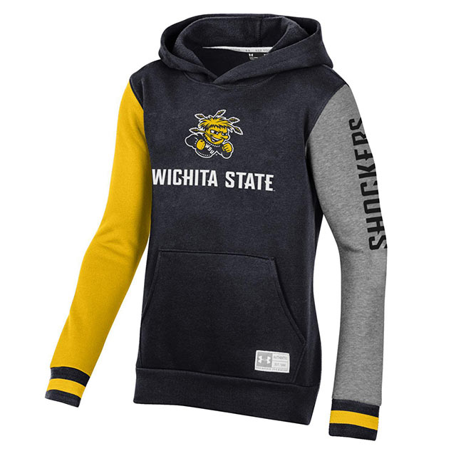 Image For Under Armour® WuShock® Youth Hoodie