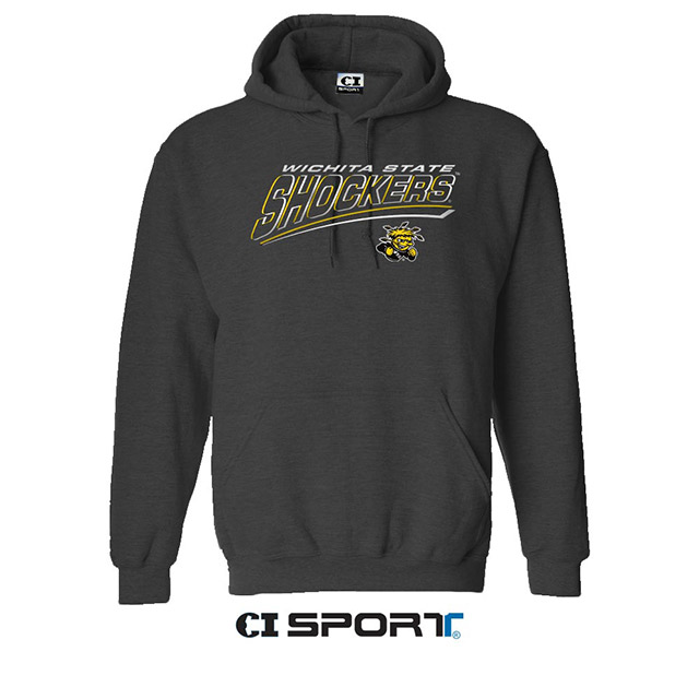 Image For CI Sport® Shockers® WuShock® Hoodie