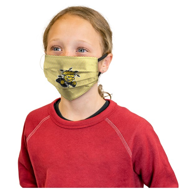 Image For L2 kids/small adult WuShock face covering