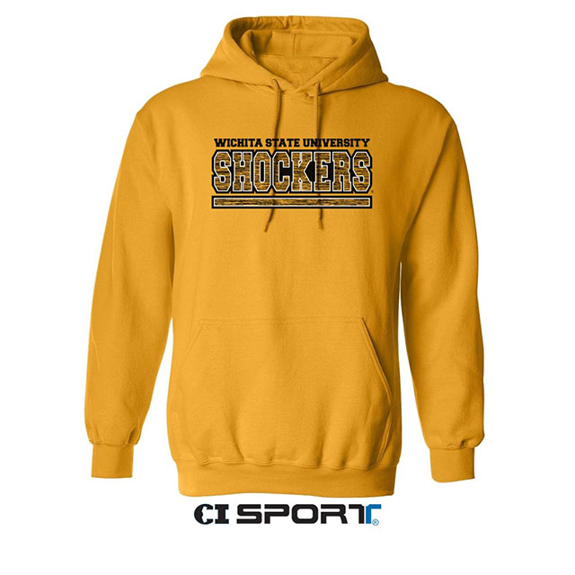 Image For CI Sport® Wichita State™ Shockers® Hoodie