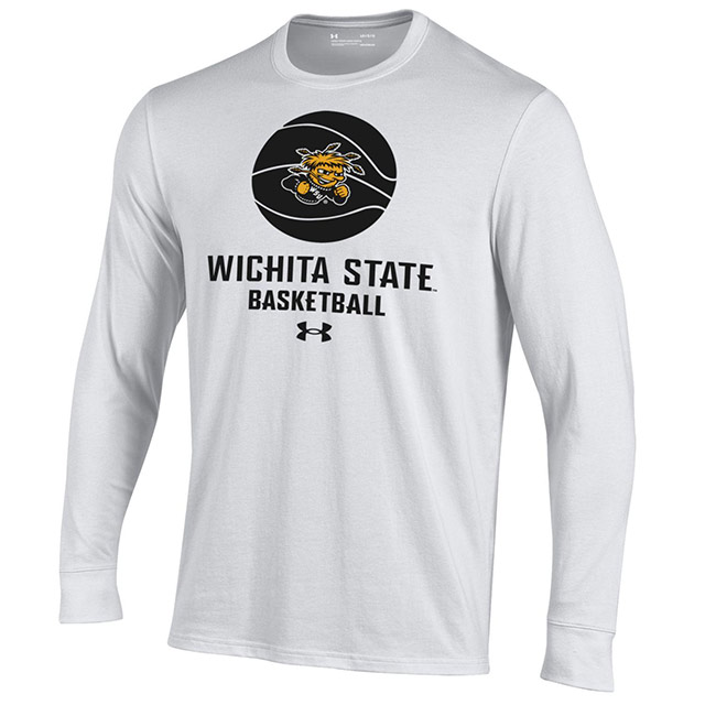 Image For Under Armour® Wichita State™ Long Sleeved Youth T