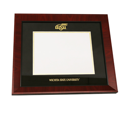 Cover Image For Mahogany Diploma Frame