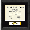 Cover Image for Lasting Memories WSU Tech Diploma Frame